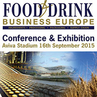 Food and Drink Europe Confererence.