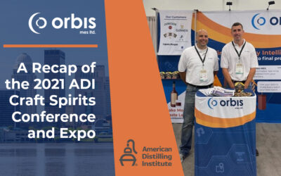 """Orbis MES Exhibits at """"Spirited"""" ADI Conference and Expo"""